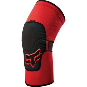 Fox Launch Enduro Knee Pads Men red